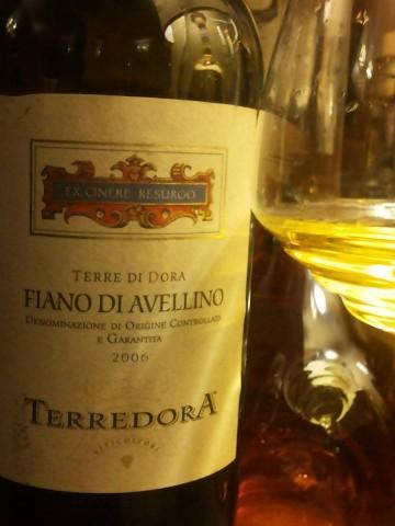 Fiano di Avellino 2006 Terredora