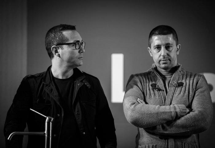 Gino Sorbillo e Ciro Salvo