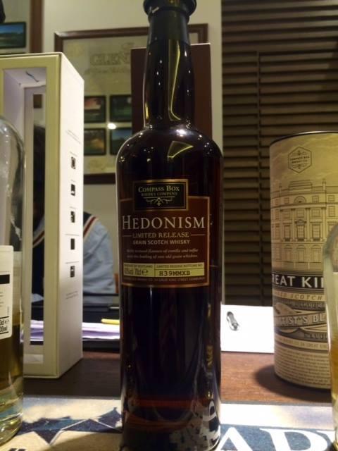 Hedonism (blended grain whisky)