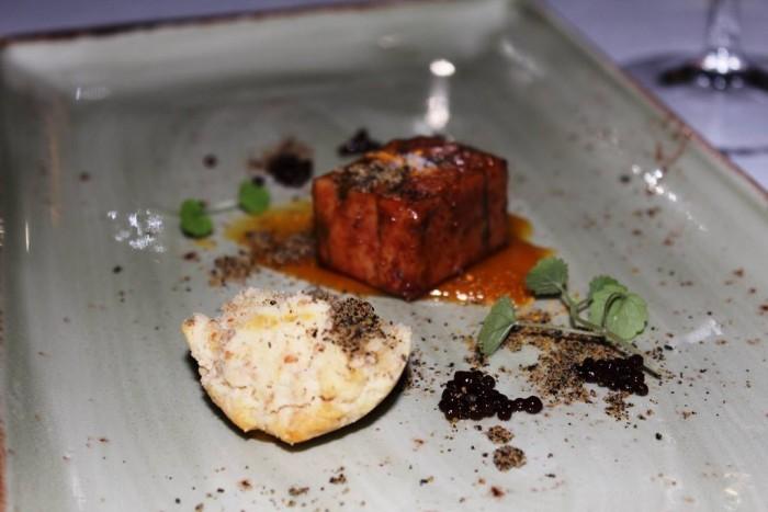 Imago, LONDRA, Foie gras e Scones, Blend Sweet Rain