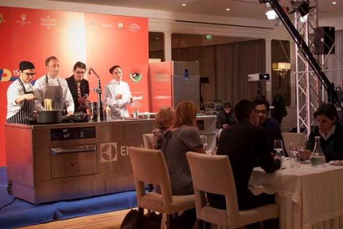 LSDM 2015, chef e pubblico in un momento della prima giornata - foto di Francesca Massa