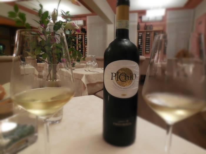 Micheloni, il vino