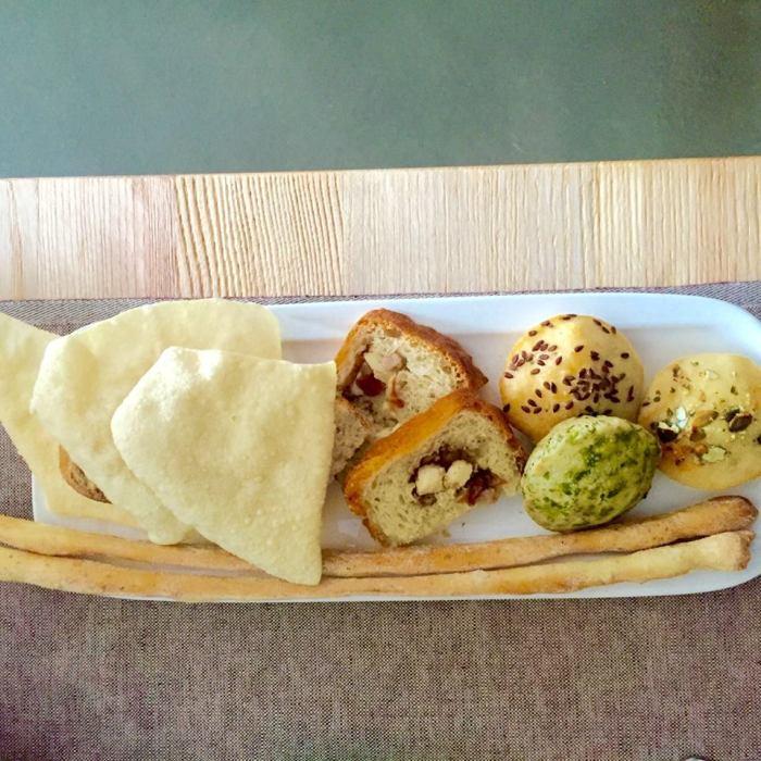 Napoli Mia, il pane