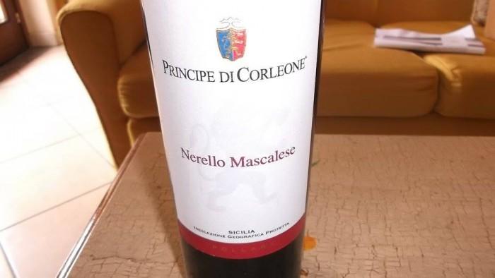 Nerello Mascalese Sicilia Igp 2011 Principe di Corleone