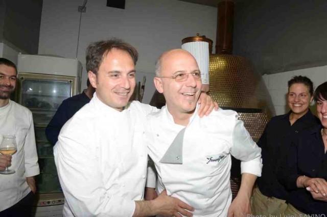 Nino Di Costanzo e Alfonso Pepe