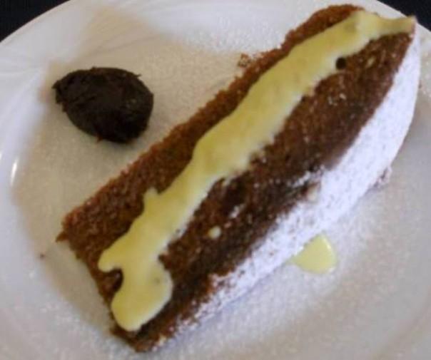 Paisà, torta all'Aglianico