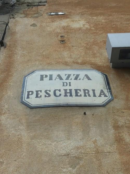 Piazza di Pescheria