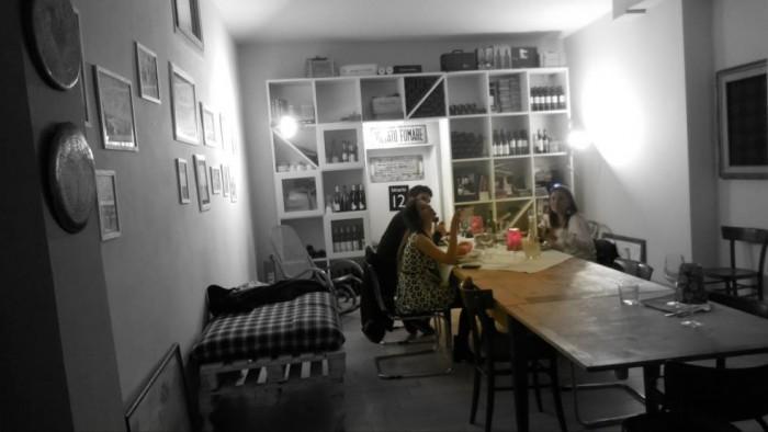 Port Ellen Clan, spaghetti, ospiti in sala