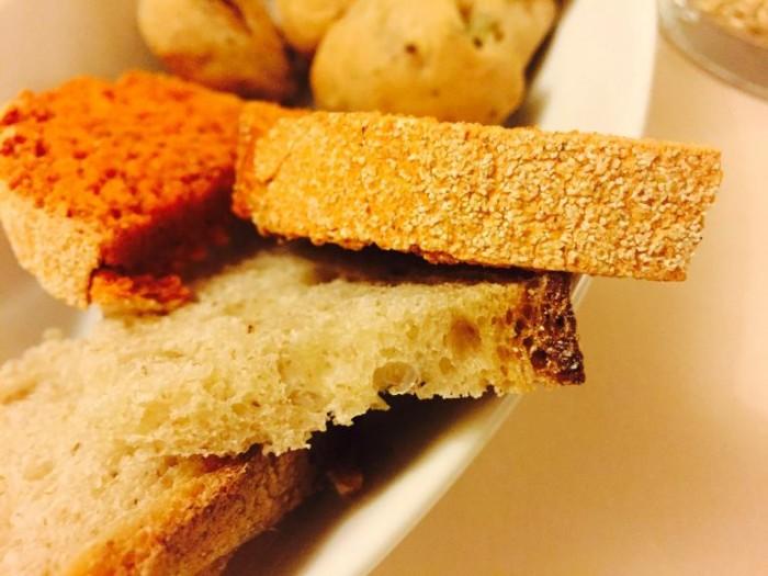 Porta del Vaglio, il pane