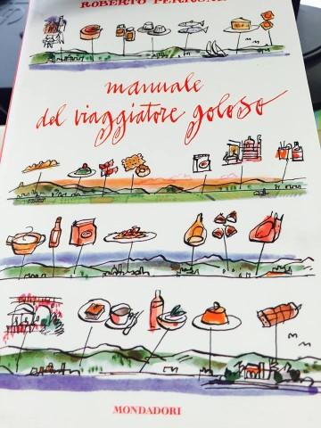 Roberto Perrone, Manuale del Viaggiatore Goloso