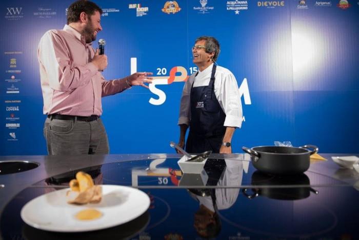 Roberto Petza con Marco Bolasco a Lsdm 2015