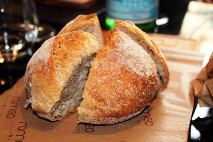 Romeo Chef and Baker, il pane appena sfornato