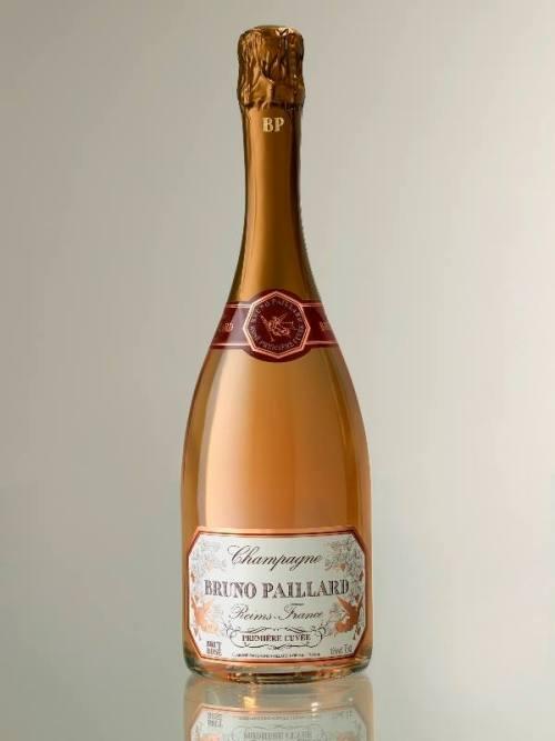 Rosé Première Cuvée, NPU 1999 Bruno Paillard