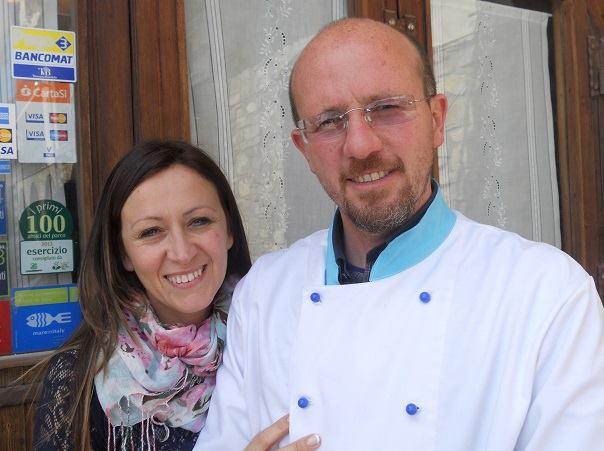 Saria Di Lorenzo e Pasquale Tarallo