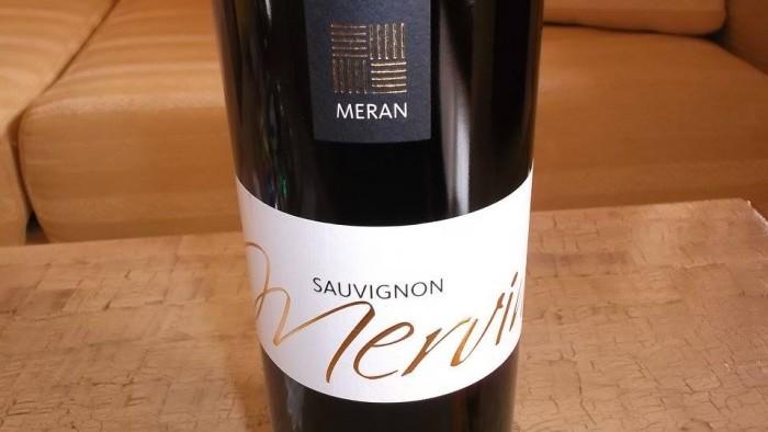 Sauvignon Mervin Sudtirol-Alto Adige Doc 2013 Burggrafler