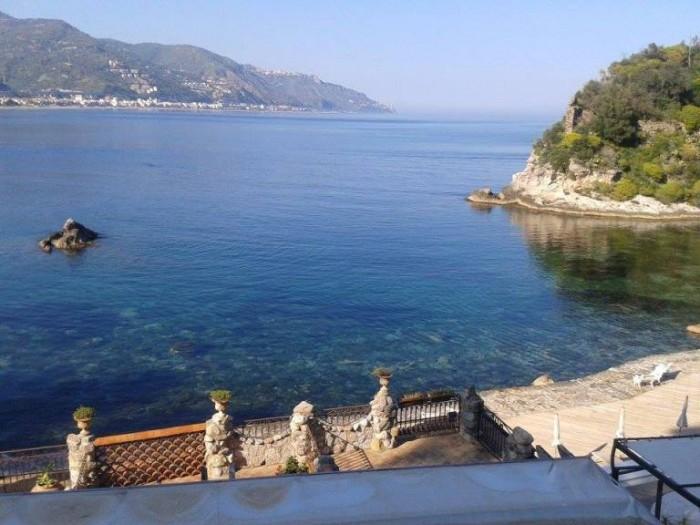 Sicilia en Primeur 2015, la vista sulla baia