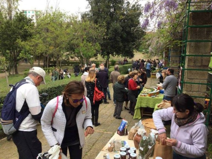 Slow Food Day a Parco Viviani a Napoli
