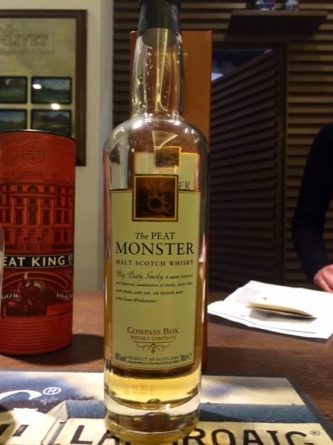 The Peat Monster (blended malt)