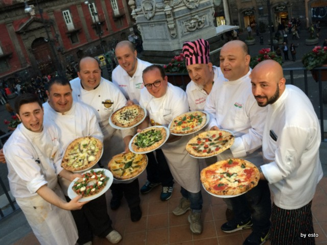 Una pizza per l'estate 2015 Molino  Caputo