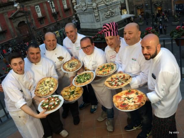 Una pizza per l'estate 2015 Molino  Caputo
