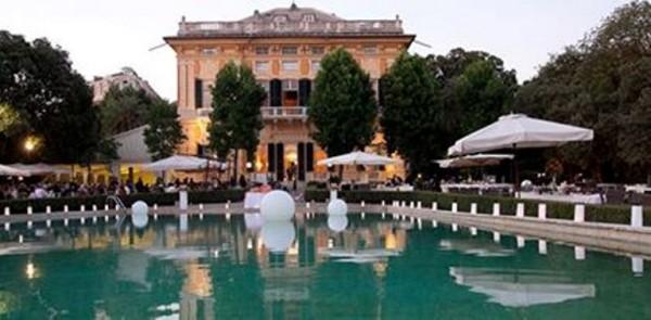 Villa Lo Zerbino a Genova - immagine tratta da www.terroirvino.it