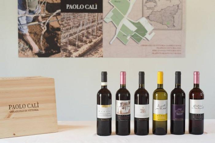 i vini di Paolo Calì