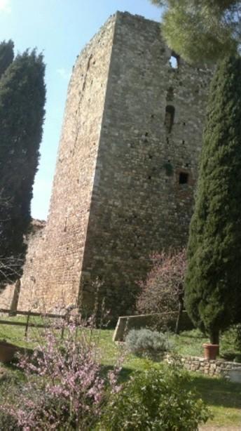 il castello di Argiano