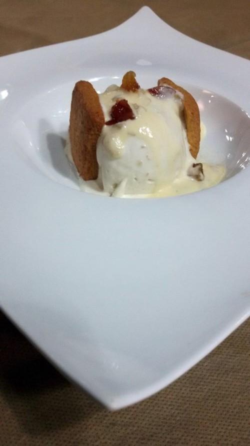 il gelato alla pastiera di Enzo Crivella