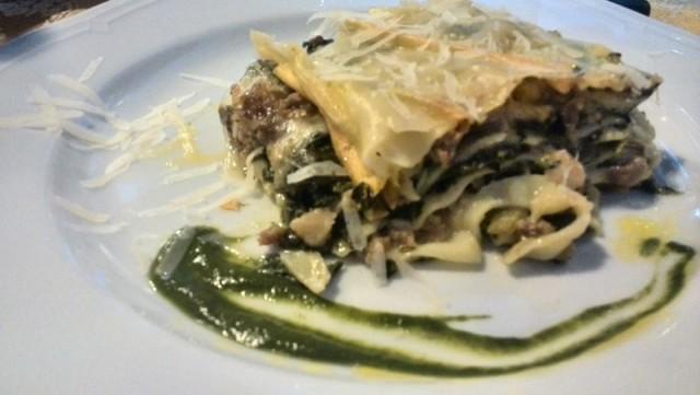 Mastrofrancesco - Lasagnetta