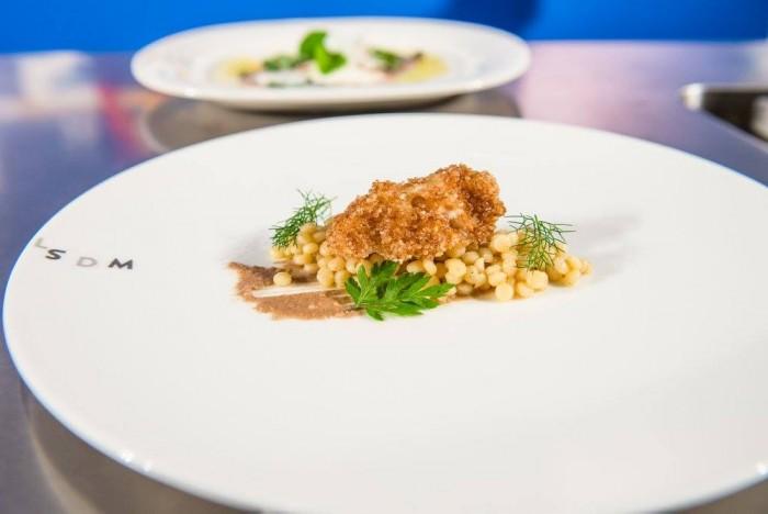mozzarella, grano e cumino di Paco Morales