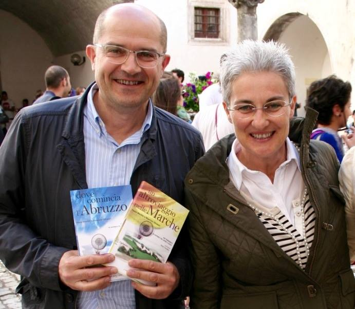 Adriana Galasso e Fausto Albanese