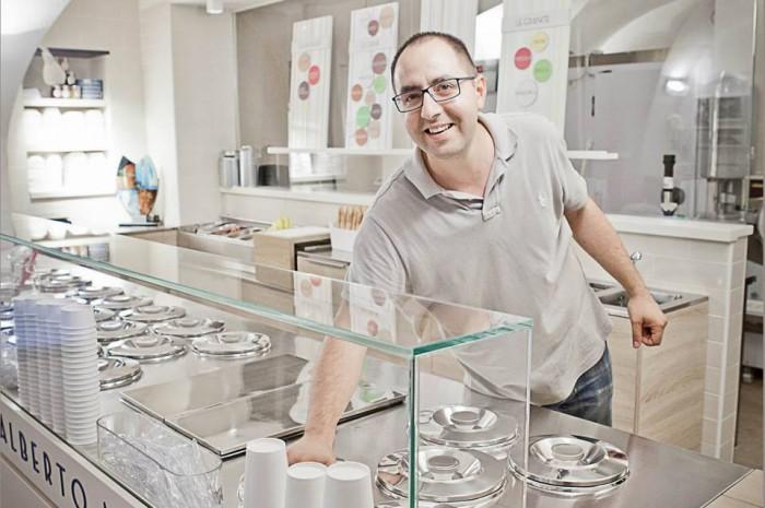 La bottega del gelato (