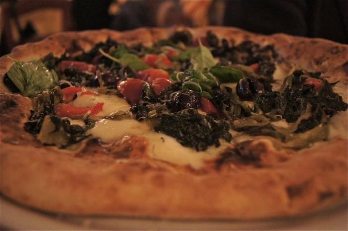 """Antica Pizzeria Port'Alba, la pizza """"Don Salvatore"""""""