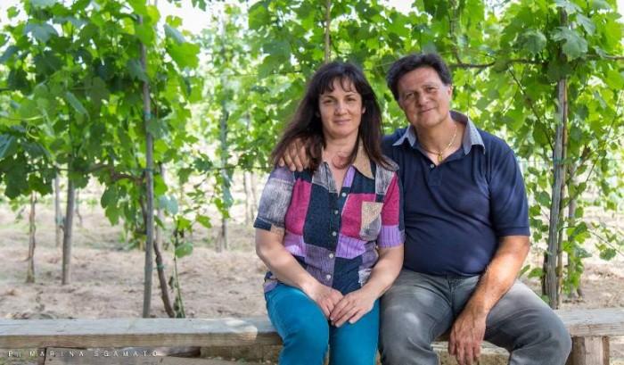 Antonio e Teresa Iovino