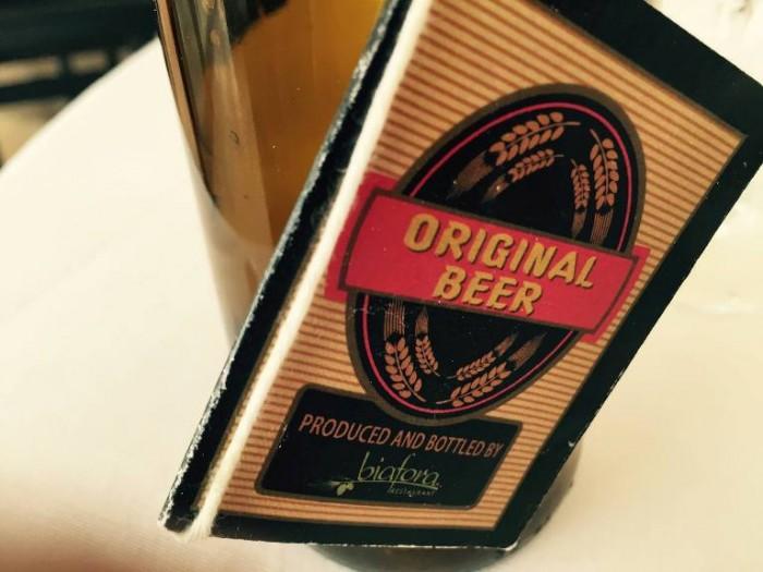 Biafora, la birra