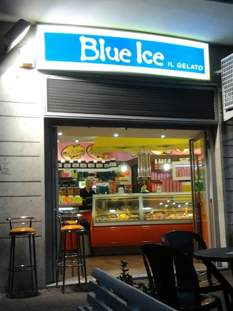 Blue Ice a Roma - immagine tratta da www.yelp.it