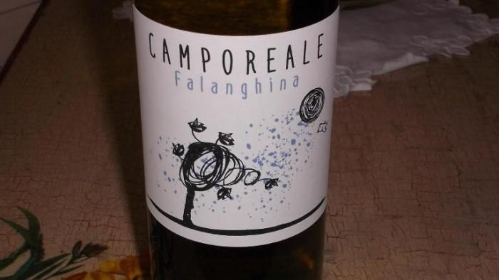 Camporeale Falanghina Campania Igp Lunarossa