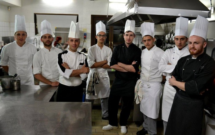 Chef al Buio, i protagonisti