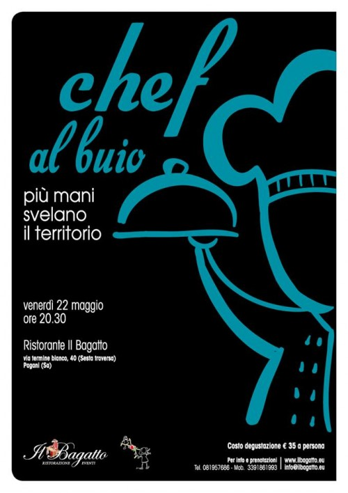 Chef al buio, seconda serata
