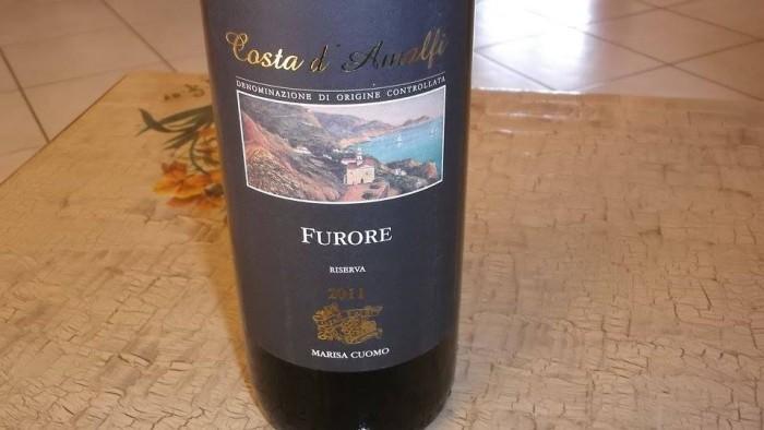 Costa d'Amalfi Furore Rosso Riserva Doc Marisa Cuomo