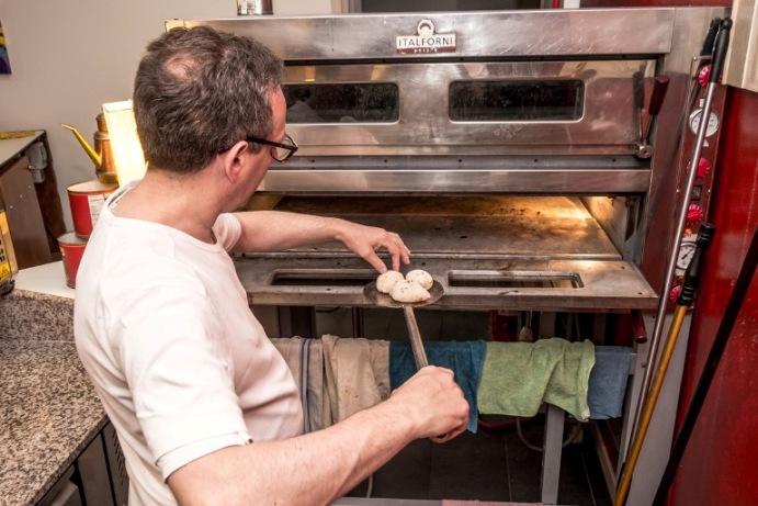 Cricò & Pe, Il forno