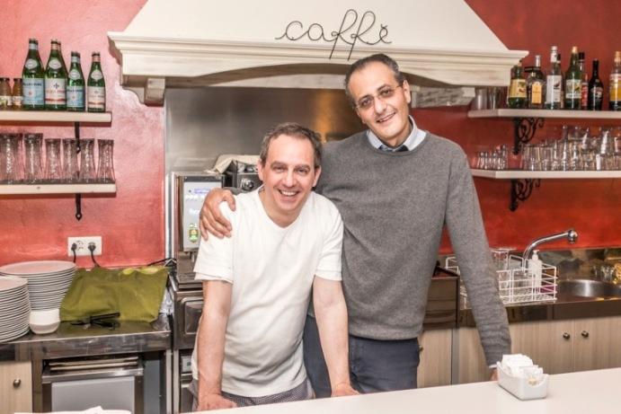 Cricò & Pe, Vincenzo (a destra) e Paolo