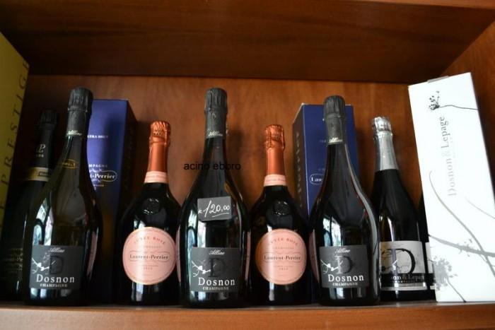 Enogastronomia Salvatore Cautero, champagne