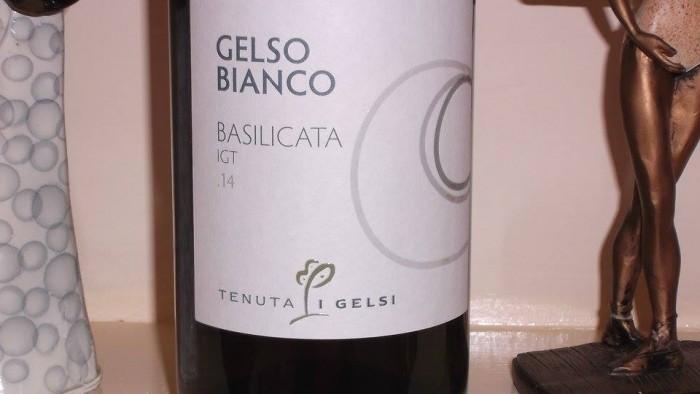 Gelso Bianco Basilicata Igt 2014 Tenuta I Gelsi