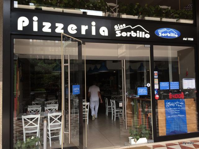 Gino Sorbillo a Milano.