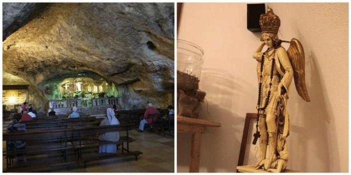 La Chiesa di San Michele Arcangelo e la statua