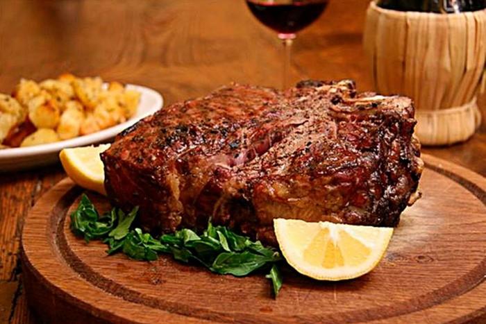 La Locanda di Fabio Cambi, la bistecca