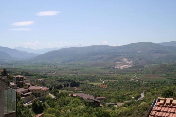 La Valle di Ofena