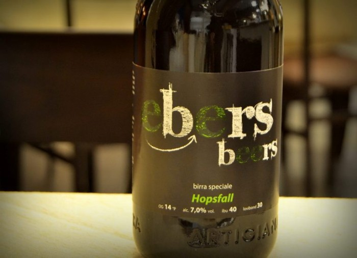 La nuova birra Cascadian Dark Ale