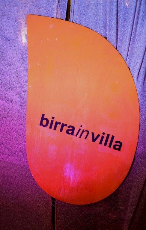 La quarta edizione di Birra in Villa
